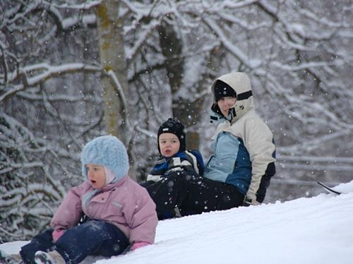 nieve5 Mamás del Mundo: Estilo de vida finlandés