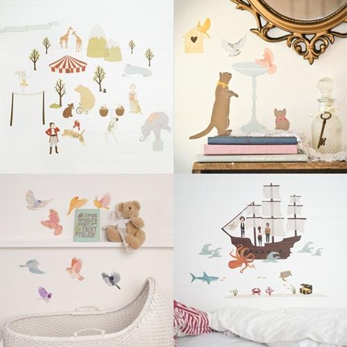 love mae1 Nuevas pegatinas para paredes de Studio Mae