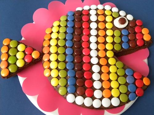 Decoración de peces para fiestas infantiles - Imagui