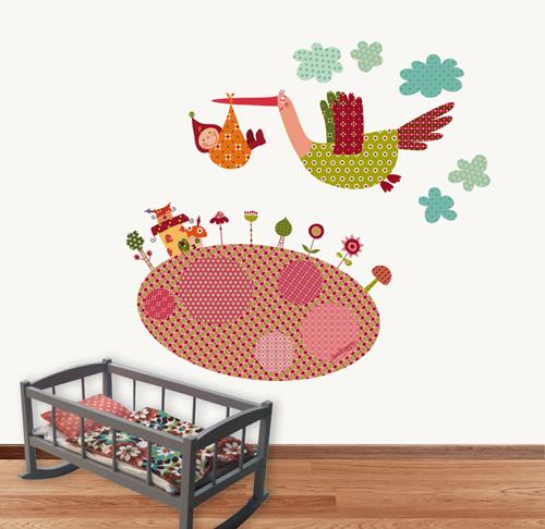 Vinilos infantiles y m s vinilos infantiles decorativos for Vinilos armarios infantiles