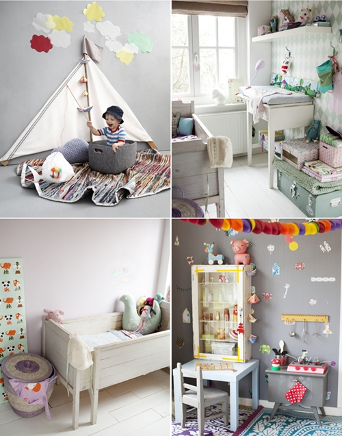 M s ideas para decorar el dormitorio infantil decopeques for Ideas decoracion habitaciones bebes