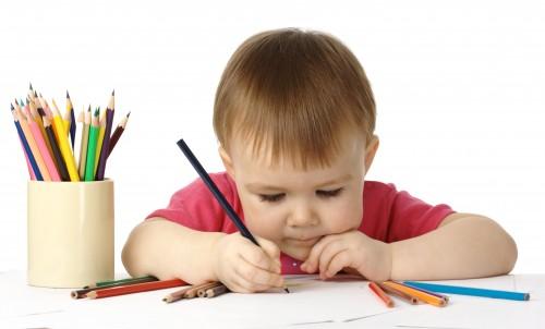 El mundo de tu bebe diviertete con tu ni o con magical - Ninos pintando con las manos ...