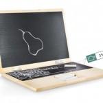 i-wood, un portatil de última generación para niños creativos