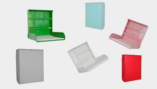 fifi 3 Cambiadores de pared de ByBO Design