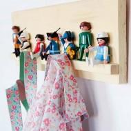 DIY: Perchero infantil de juguete