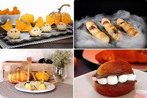 recetas halloween Recetas Halloween para niños
