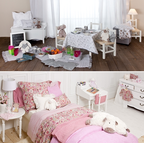 Zara home kids propuestas de decoraci n infantil for Fundas para sillas zara home