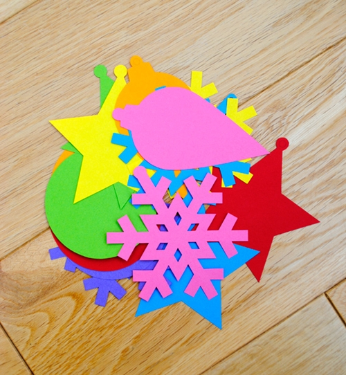 Decoraci n para el arbol navidad - Tutorial arbol de navidad ...