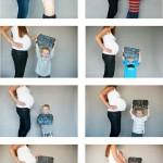 Clic clac foto… La edad del bebé en fotos
