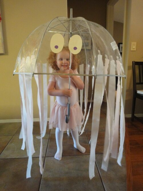 Jellyfish Halloween Costume Ideas