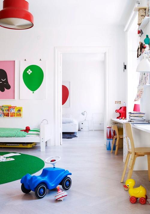 habitacion infantil a3 Fotografias de Helen Pe para Family Living