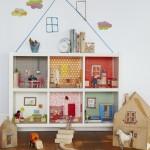 Como hacer una casita de muñecas…