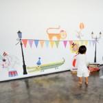 Vinilos infantiles de tela de pop&lolli