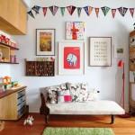 Dormitorios infantiles eclécticos