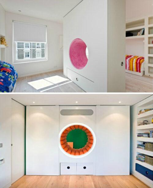Habitaciones para ni os dise os e ideas para la decoraci n - Disenos para habitaciones ...