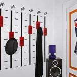 Música en las habitaciones juveniles