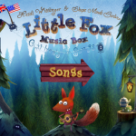 Aplicación infantil para el iPhone y el iPad: Little Fox Music Box