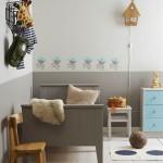 Dormitorios infantiles…El color de las paredes