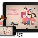Aplicaciones infantiles… Cuenta los Animales!
