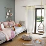 Dormitorios infantiles en el campo