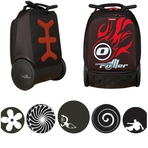 mochila con ruedas Una mochila perfecta para la vuelta al cole