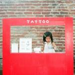 Puesto de Tattoos en tu fiesta infantil
