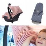 Fundas y Capotas para sillas de bebé