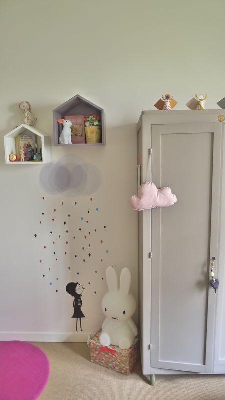 Ambientes que inspiran…La habitación de Violeta
