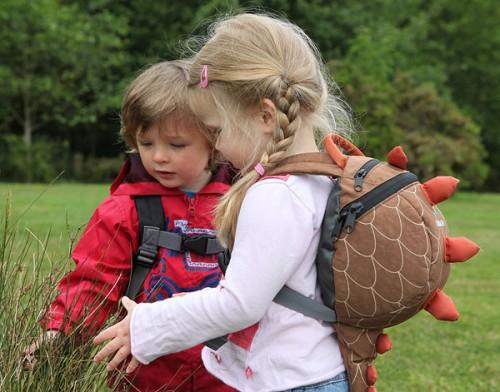 Mochilas para niños  para convertirse en su animal favorito