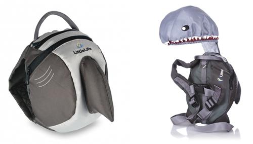 mochilas animalitos 4 Mochilas para niños  para convertirse en su animal favorito
