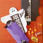 Chocolatinas preparadísimas para Halloween