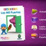 Cuentos interactivos de Pocoyó para iPad