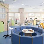 Espacios cool para niños: Clínica en Tel-Aví