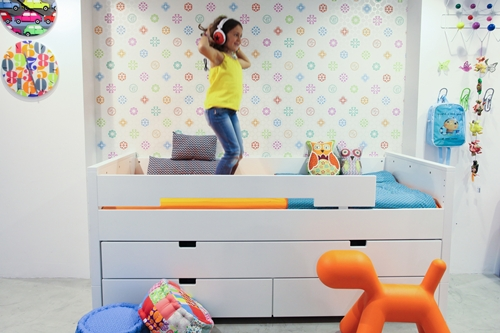 kidshome habitacion infantil 2 Kidshome, la tienda de los niños, ya está online