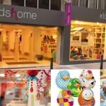 Kidshome, la tienda de los niños, ya está online
