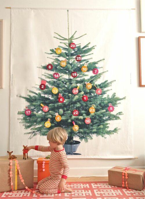 calendario adviento 500x683 Calendarios de Adviento para niños