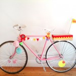 Craft Bike… una bici lista para decorar