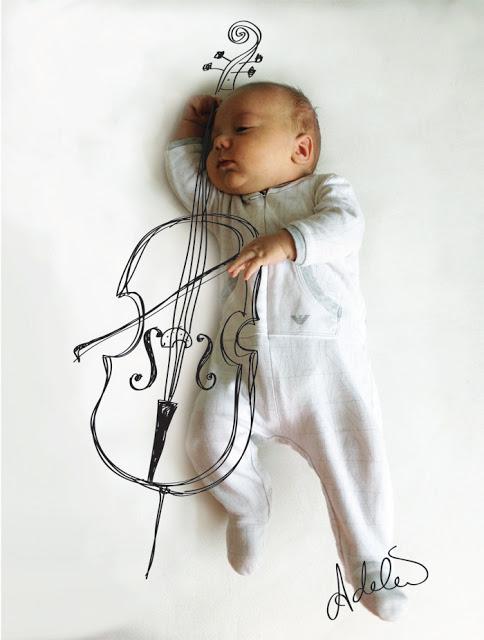 fotos niños originales 2 Más fotos inspiradoras de bebés