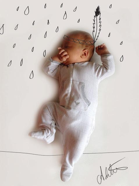 fotos niños originales 3 Más fotos inspiradoras de bebés