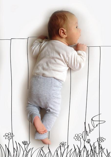 fotos niños originales 4 Más fotos inspiradoras de bebés