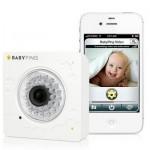 BabyPing, el video monitor para controlar a tu bebé