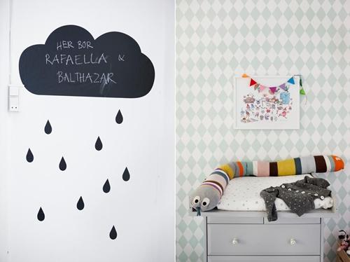 Dormitorio infantil para dos hermanos decopeques - Dormitorios juveniles para dos hermanos ...
