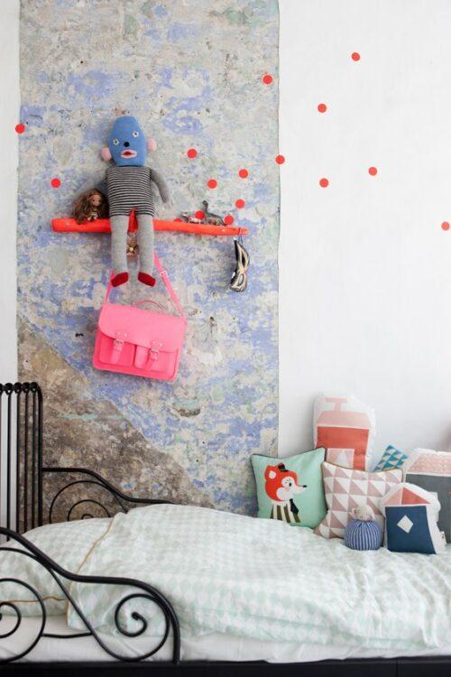 habitacion living ferm living 2 500x750 Dormitorio infantil para dos hermanos