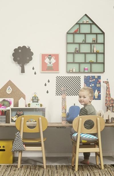 DECORACION INFANTIL FERM LIVING 3 Nueva colección de Decoración Infantil de Ferm Living