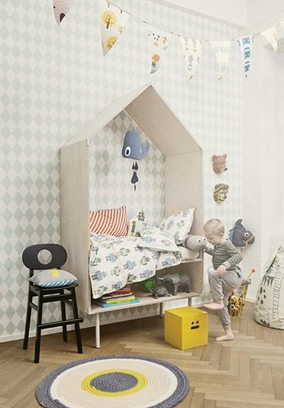 DECORACION INFANTIL FERM LIVING 4 Nueva colección de Decoración Infantil de Ferm Living