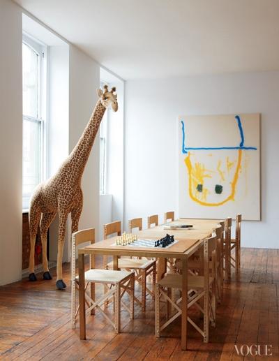 arte habitacion infantil 2 Arte en la Habitación Infantil