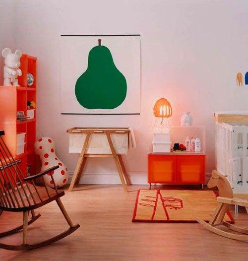 arte habitacion infantil 5 Arte en la Habitación Infantil