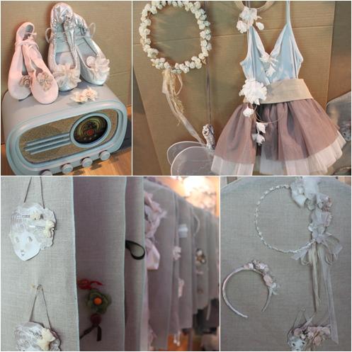 coronas comunion Vestidos de Comunión 2013