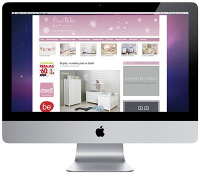 Nace DecoBebés, la nueva web de Decoración de Bebés