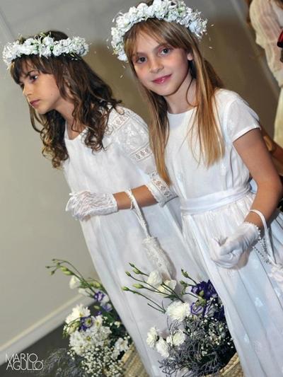 vestidos de comunion kokore Vestidos de Comunión 2013